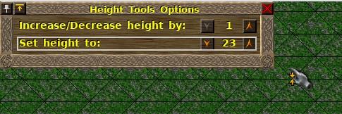 set_ height