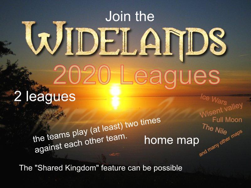 Widelands League 2020
