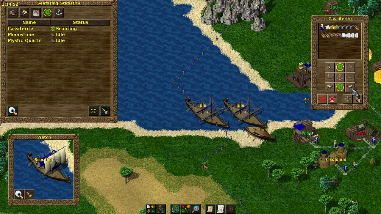 Seafaring statistics